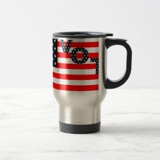 Usa Vote Travel Mug