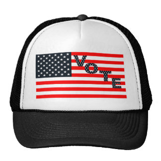 Usa Vote Trucker Hat