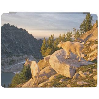 USA, Washington, Cascade Range 4 iPad Cover