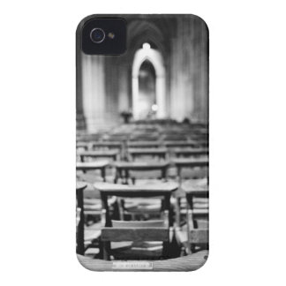 USA, Washington DC. Church pews of National iPhone 4 Covers