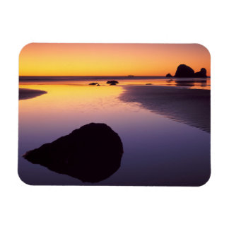 USA, Washington, Olympic Peninsula Rectangular Photo Magnet