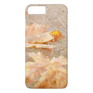 USA, Washington, Quinault. Maple Leaves iPhone 7 Plus Case