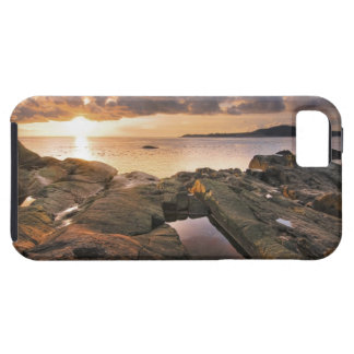 USA, Washington, San Juan Islands.  A dramatic 2 iPhone 5 Cases