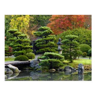 USA, Washington, Seattle, Arboretum, Japanese Postcard