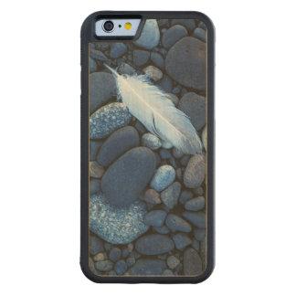 USA, Washington, Snake River Gravel Bar Maple iPhone 6 Bumper Case