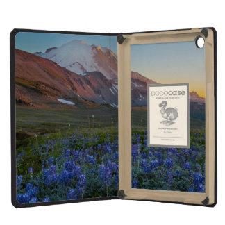 USA, Washington State. Alpine Lupine iPad Mini Covers