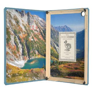 USA, Washington State. Doubtful Lake iPad Air Cover