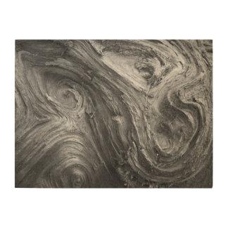 USA, Washington State. Douglass Fir Wood Canvas