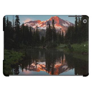 USA, Washington State. Mt. Rainier Reflected Cover For iPad Air