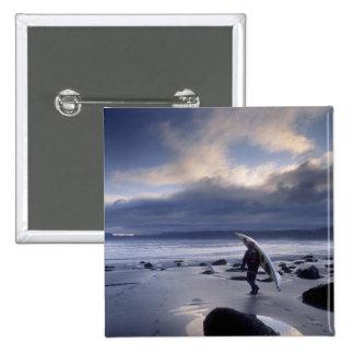 USA Washington State Olympic National Park Pinback Buttons