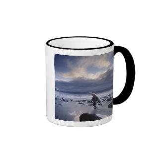 USA, Washington State, Olympic National Park. Mug