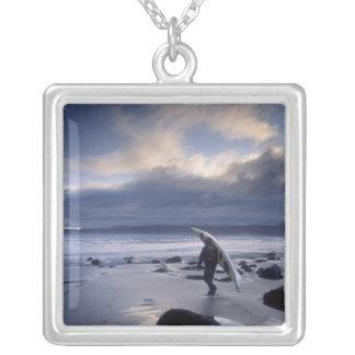 USA, Washington State, Olympic National Park. Custom Necklace