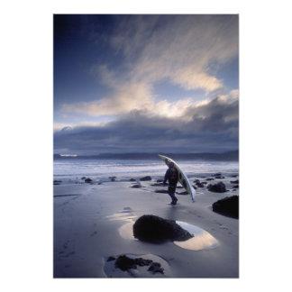 USA, Washington State, Olympic National Park. Photo Art