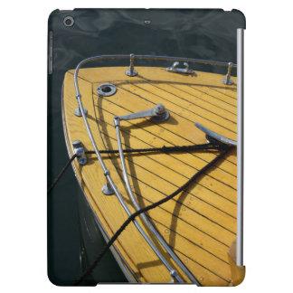 USA, Washington State, Port Townsend. Wood bow iPad Air Cover