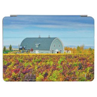 USA, Washington, Walla Walla. Garrison Creek iPad Air Cover