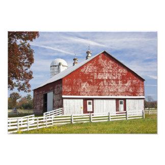 USA, West Virginia, Arbovale. Monongahela Photo Print