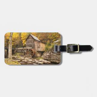 USA, West Virginia, Clifftop. Babcock State 2 Luggage Tag
