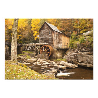 USA, West Virginia, Clifftop. Babcock State 2 Photograph