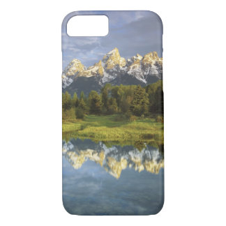 USA, Wyoming, Grand Teton National Park. Grand 2 iPhone 7 Case