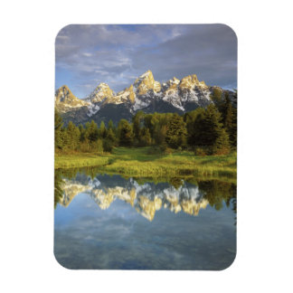 USA, Wyoming, Grand Teton National Park. Grand 2 Magnet