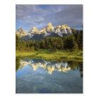 USA, Wyoming, Grand Teton National Park. Grand 2 Postcard