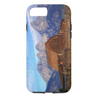 USA, Wyoming, Grand Teton National Park. iPhone 7 Case