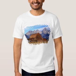 USA, Wyoming, Grand Teton National Park. Shirt