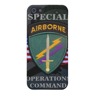 usacapoc special ops civil affairs i iPhone 5 cover