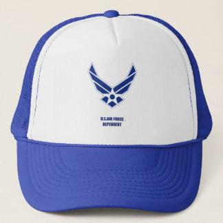 USAF Dependent Trucker Hat