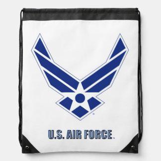 USAF Drawstring Backpack