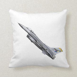 USAF F16 Jet Fighter Plane Pillow