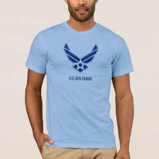 USAF  Men's Basic American T-Shirt