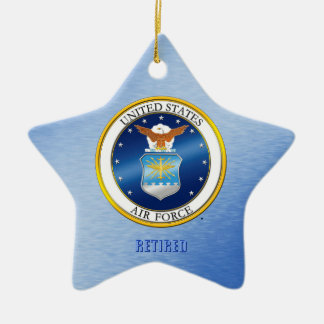 USAF Retired Ornament