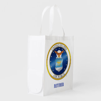 USAF Retired Reusable Bag