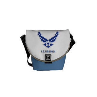 USAF Rickshaw Messenger Bag
