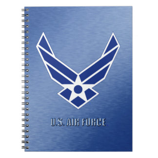 USAF Spiral Photo Notebook