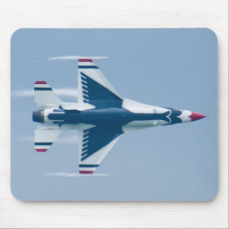 USAF Thunderbirds Lead Solo 5 360 Finish Vapor pad Mouse Pad