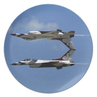 USAF Thunderbirds Plate