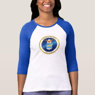 USAF Women's Long Sleeve Raglan T-Shirt