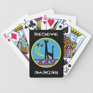 USAFA Cadet Squadron 25 Playing Cards