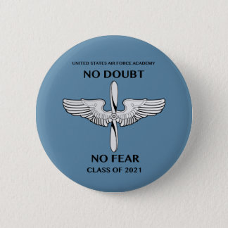 USAFA Class of 2021 Class Slogan Button