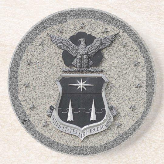 USAFA - shield Coaster