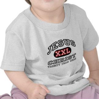 Usage d'équipe de fac de Jésus-Christ T-shirt