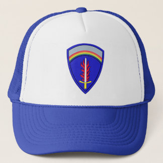USAREUR Patch Trucker Hat