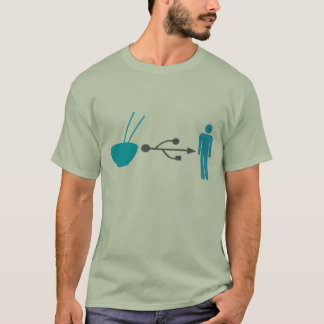 usb noodles T-Shirt