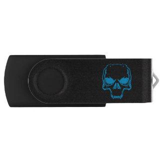 USB Stick duplicates Skull USB Flash Drive