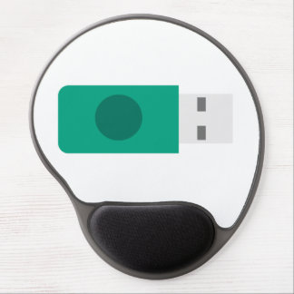 USB Stick Gel Mouse Pad