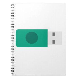 USB Stick Notebooks