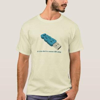USB stick T-Shirt