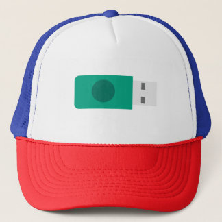 USB Stick Trucker Hat